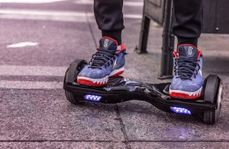 Le Hoverboard, une vraie tendance