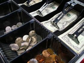 Quel est le prix d'une caisse enregistreuse ?