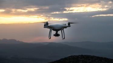 Invasion de drones sous les sapins !